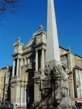 Aix-en-Provence - Eglise de la Madeleine