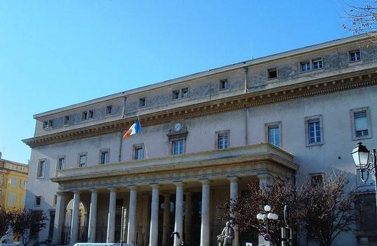 Aix-en-Provence - Palais de Justice