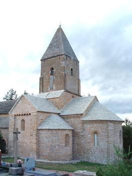 Eglise Saint-Pierre, Brancion