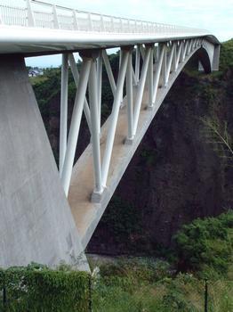 Pont du Bras de la Plaine, La Réunion