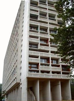 Unité d'habitation 'La cité radieuse', Briey-la-Forêt