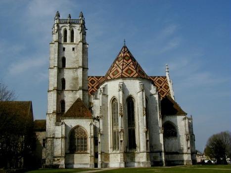 Eglise du Monastère royal de Brou. Chevet