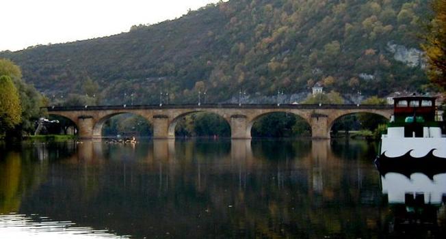 Pont Louis-Philippe, Cahors