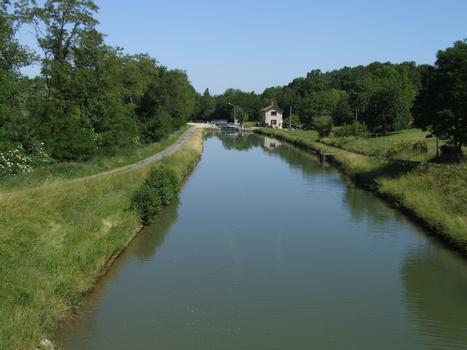 Briare-Kanal - Schleuse Dammarie-sur-Loing