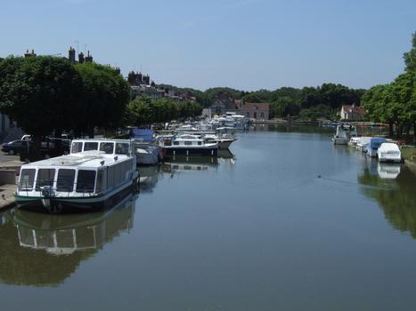 Briare-Kanal in Briare-le-Canal