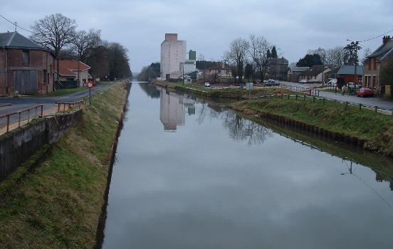Canal des Ardennes, Le Chesne