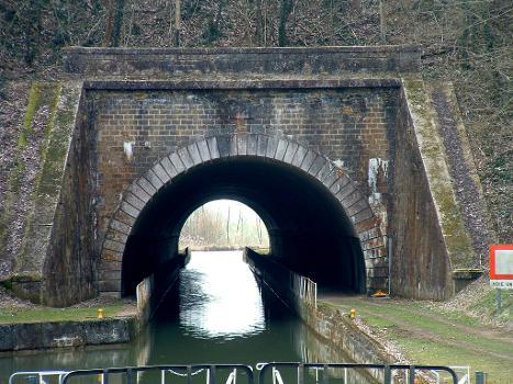 Canal des Ardennes Tunnel de Saint-Aignant