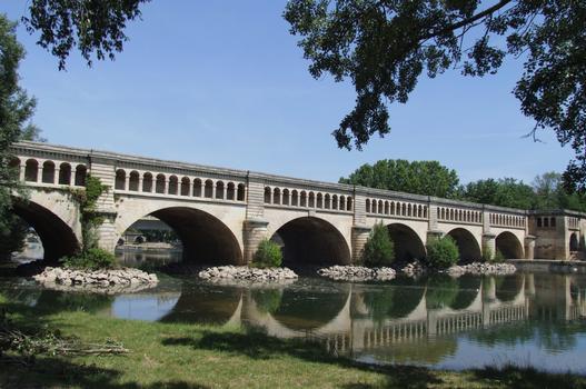 Béziers - Kanalbrücke
