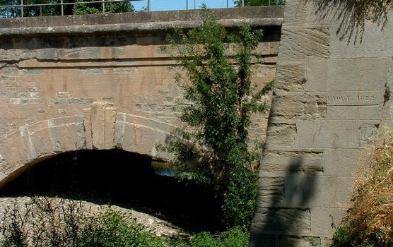 Canal du MidiPont-canal de Trèbes
