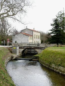Canal du Midi - Epanchoir du Laudot