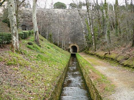 Canal du Midi - Barrage de Saint-Férréol