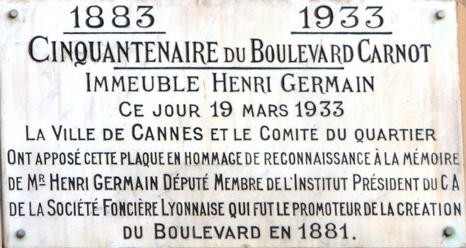 Boulevard Carnot