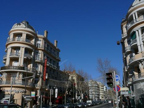 Cannes - Boulevard Carnot