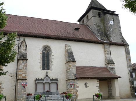 Abbatiale Saint-Césaire