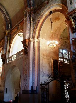 Cavaillon - Ancienne cathédrale Notre-Dame et Saint-Véran - Chapelle et accès au cloître