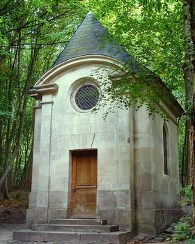 Saint-Jean Chapel, Chantilly Parc