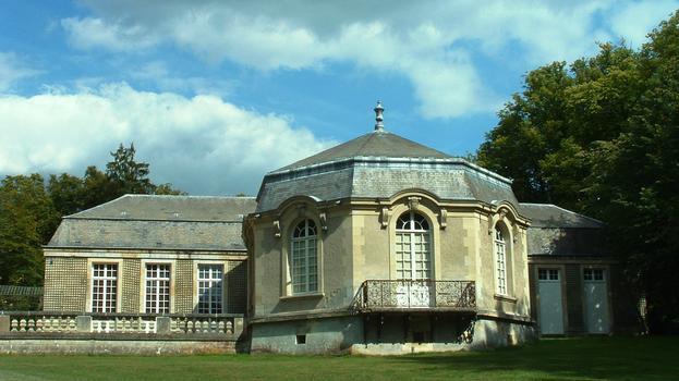 Maison de Slyvie, Chantilly