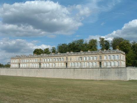 Enghien Castle, Chantilly
