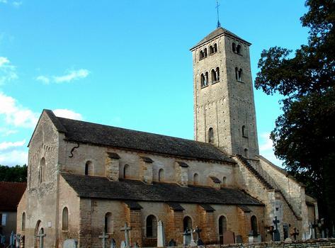 Eglise Saint-Martin, Chapaize