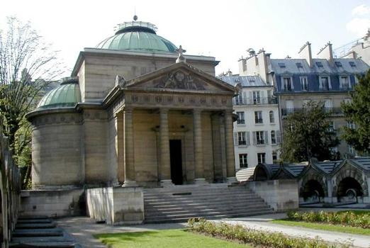 Expiatory Chapel in Paris