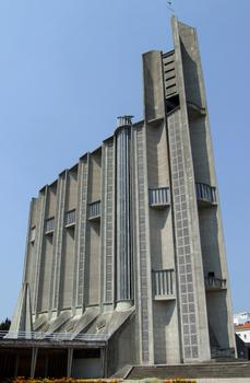 Royan - Eglise Notre-Dame