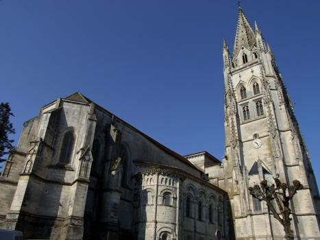 Saintes - Eglise Saint-Eutrope