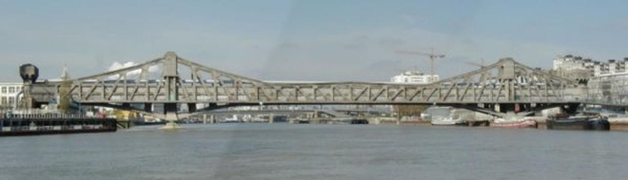 Seinbrücke Charenton.
