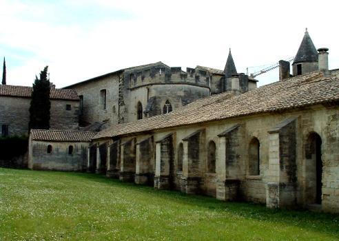 Chartreuse du Val-de-Bénédiction Cloître des morts