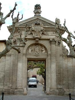 Chartreuse du Val-de-BénédictionPavillon d'entrée