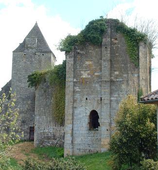 Salignac-Eyvigues - Château de Salignac - Donjon
