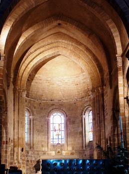 Châteaumeillant - Eglise Saint-Genès - Abside