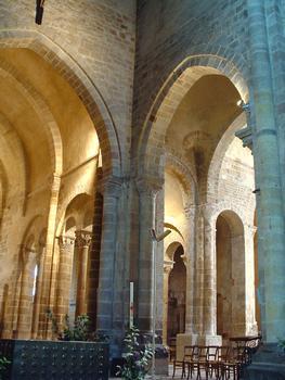 Châteaumeillant - Eglise Saint-Genès - Croisée du transept