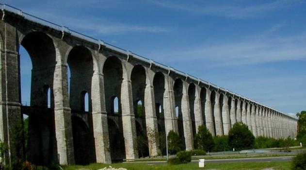 Chaumont Railroad Bridge.