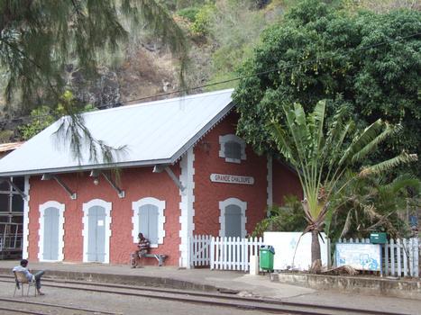 Chemin de fer de La Réunion - Gare de La Grande-Chaloupe