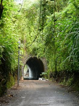 Chemin de fer de La Réunion - Tunnel de Bel-Air