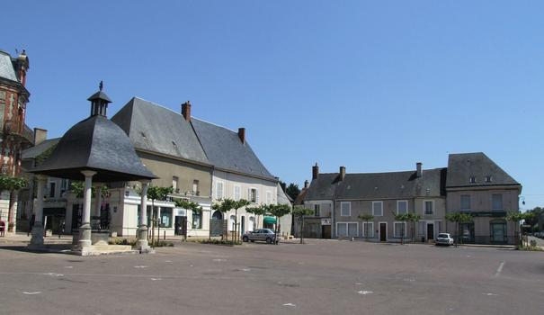 Henrichemont New Town