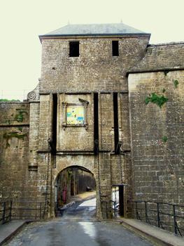 Citadelle de Montmédy - Deuxième porte avec ponts-levis