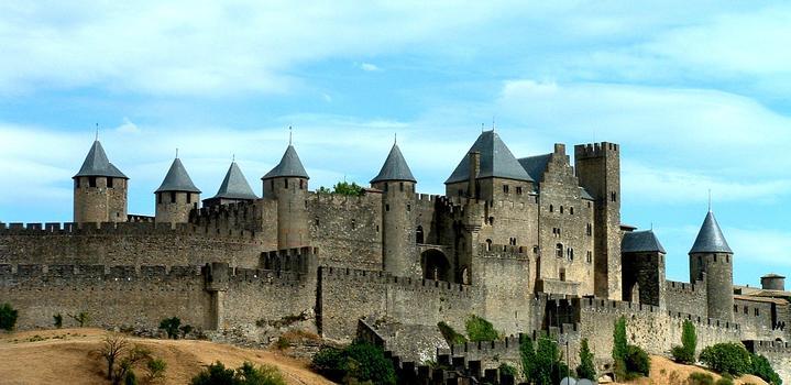 Château comtal, Carcassonne