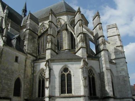 Basilique Notre-Dame de Cléry-Saint-André