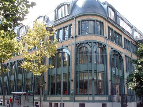 Former Printemps Warehaouse, Clichy