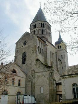 Abteikirche Cluny