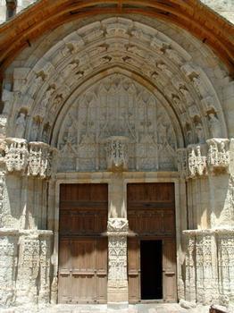 Cathédrale Saint-Pierre, Condom.Portail Sud