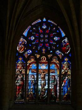 Cathédrale Saint-Pierre, Condom ‒ Vitrail du 19éme siècle