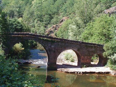 Römerbrücke Conques