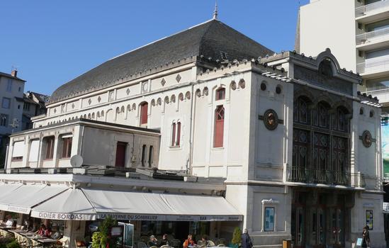 Tulle - Théâtre municipal - Ensemble