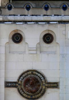 Tulle - Théâtre municipal - Façade