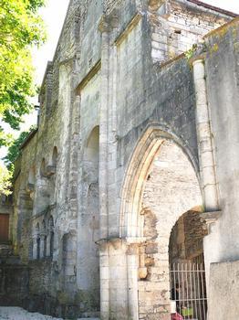 Flavigny-sur-Ozerain - Ancienne abbaye Saint-Pierre - Vestiges de l'ancienne abbatiale