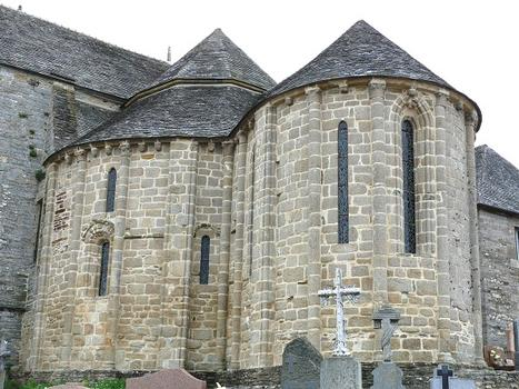 Trinity Church of Brélévenez