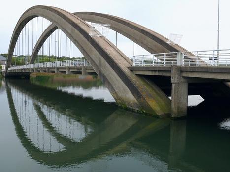 Tréguier - Pont Canada