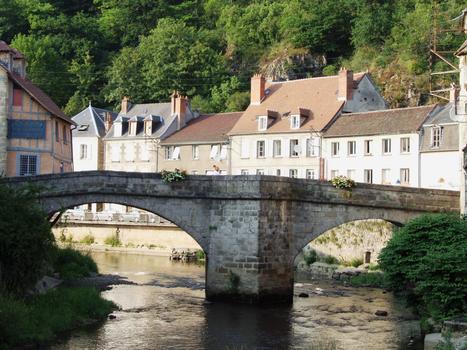 Aubusson - Pont de la Terrade